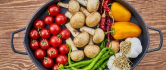 Правильное питание - основные правила и принципы