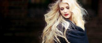 7 продуктов против выпадения волос