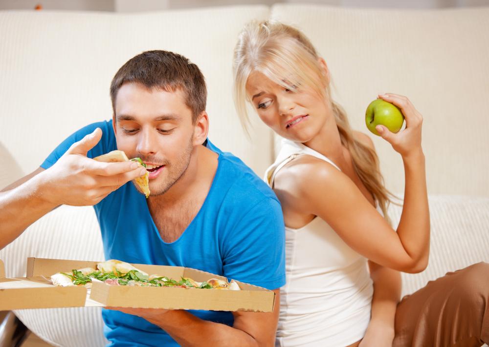 Как похудеть при замедленном обмене веществ
