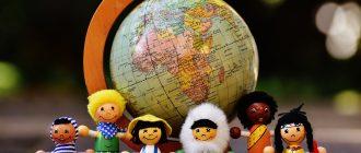 Самые популярные языки мира