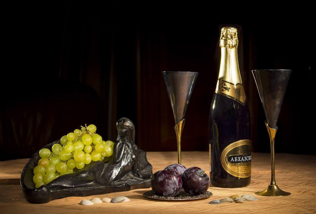 Закуски к шампанскому