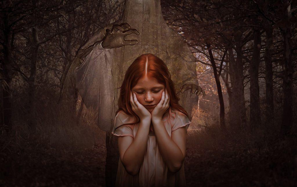 Как побороть детский страх темноты