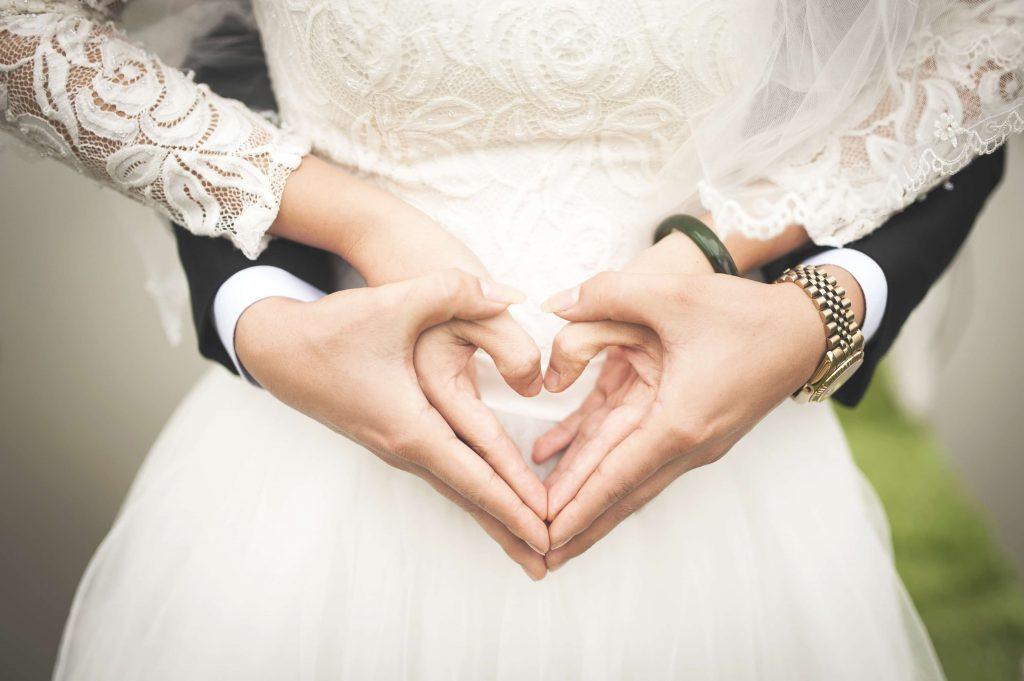 Свадебное время года
